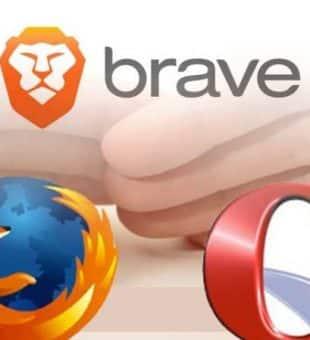 سبقت مرورگر بریو (Brave) در امنیت و ناشناسی از رقبای صاحب نام