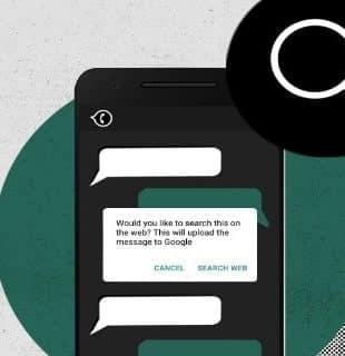 صحت پیام ها با جستجو در وب، جدیدترین قابلیت واتس اپ