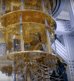 ساخت قوی ترین ابر رایانه کوانتومی توسط IBM